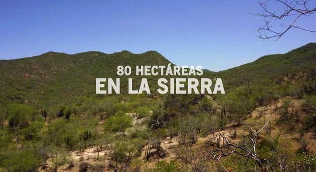 Acceso San Antonio D La Sierra, La Paz, BS  (MLS #20-2028) :: Own In Cabo Real Estate