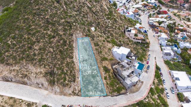 LOT 25 Camino Del Sol, Cabo San Lucas, BS  (MLS #20-2176) :: Own In Cabo Real Estate