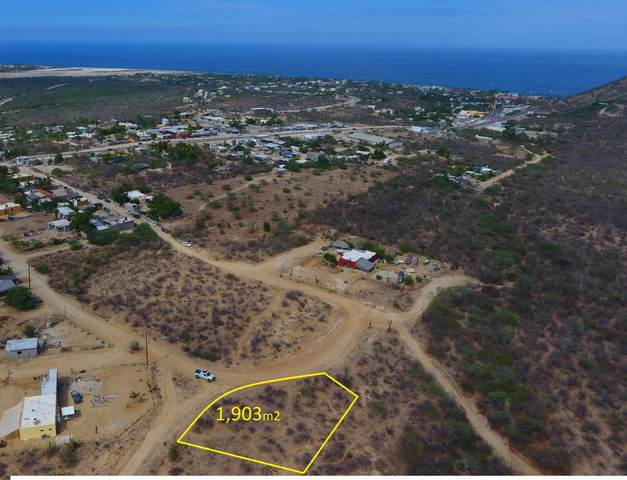 Mz 14 Lot3 Culebra, East Cape, BS  (MLS #20-2179) :: Own In Cabo Real Estate