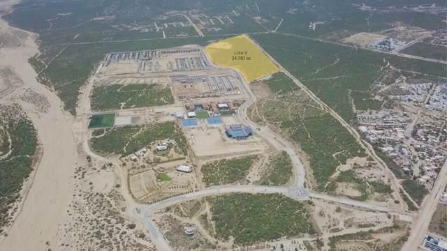 Av. Paseo Del Sol, Cabo Corridor, BS  (MLS #20-2233) :: Own In Cabo Real Estate