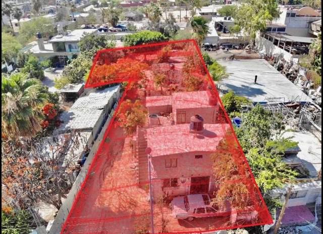 Lote En El Centro, Cabo San Lucas, BS  (MLS #20-2264) :: Coldwell Banker Riveras