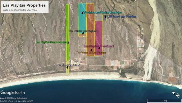 Las Payitas Vista Hermosa, Pacific, BS  (MLS #20-2339) :: Own In Cabo Real Estate