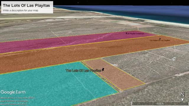 The Lots Of Las Playitas,, Pacific, BS  (MLS #20-2380) :: Own In Cabo Real Estate
