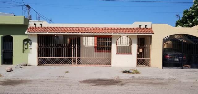 3416 Calle Alvarez Rico E/Nay Y Oax, La Paz, BS  (MLS #20-2423) :: Coldwell Banker Riveras