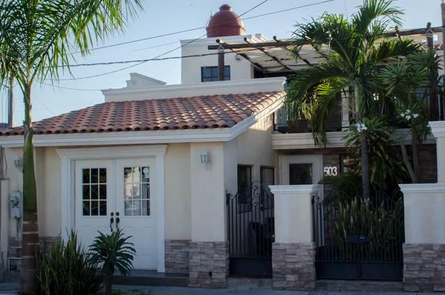 Teotihuacan 503, La Paz, BS  (MLS #20-2450) :: Coldwell Banker Riveras