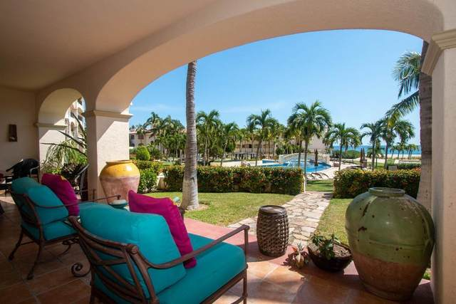 BEACHFRONT Paseo Blvd. San Jose Hotelera Playa Bldg. #3105, San Jose del Cabo, BS  (MLS #20-2752) :: Ronival