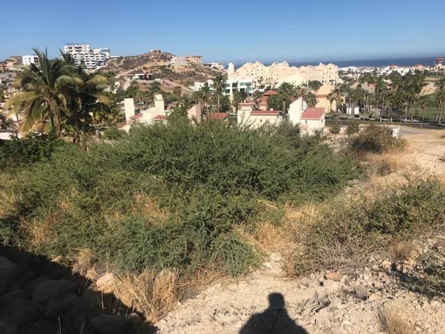 La Cima, San Jose del Cabo, BS  (MLS #20-288) :: Los Cabos Agent