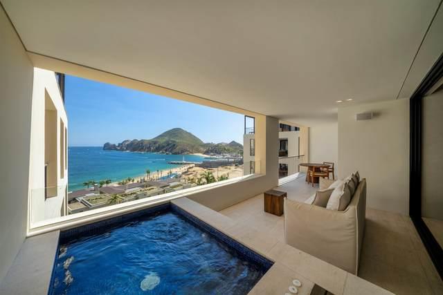 El Medano 6-504, Cabo San Lucas, BS  (MLS #20-2882) :: Own In Cabo Real Estate