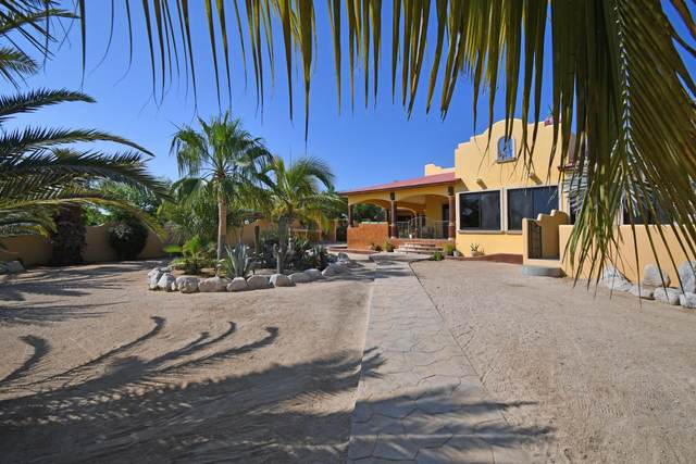 C. Agustin Olachea, La Paz, BS  (MLS #20-3259) :: Own In Cabo Real Estate