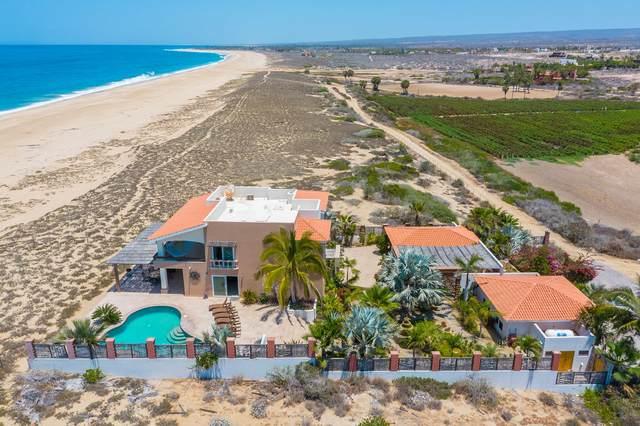 Casa Las Olas Todos Santos, Pacific, BS  (MLS #20-3297) :: Own In Cabo Real Estate