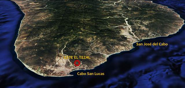 Lote El Tezal, Cabo Corridor, BS  (MLS #20-3308) :: Own In Cabo Real Estate