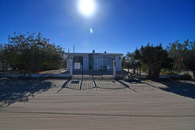 Calle Dos, La Paz, BS  (MLS #20-3357) :: Own In Cabo Real Estate