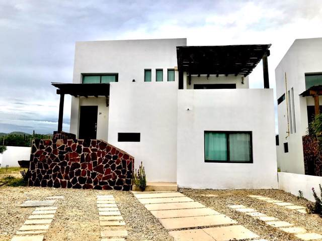 Coto 2 Santa Catarina 24, Cabo Corridor, BS  (MLS #20-347) :: Own In Cabo Real Estate