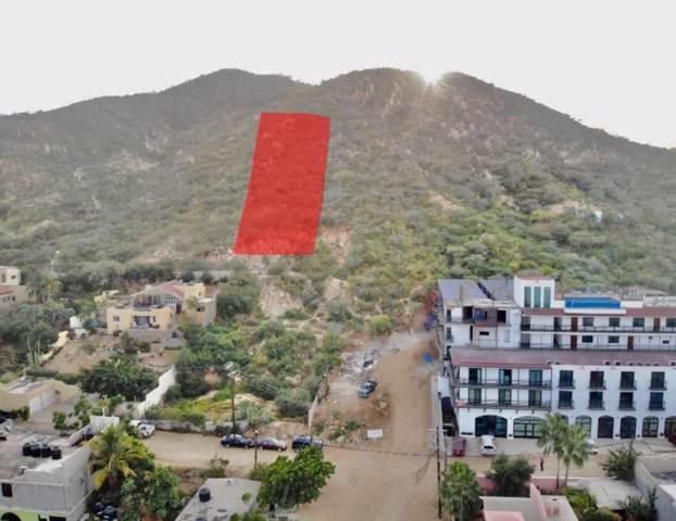 Lote En El Sunset, Cabo San Lucas, BS  (MLS #20-435) :: Coldwell Banker Riveras