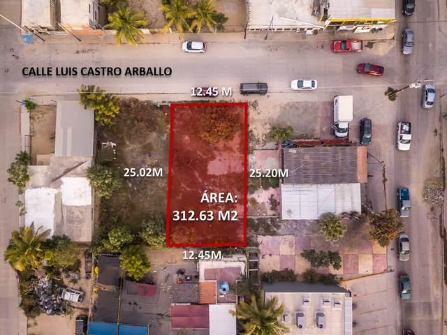 Lot C Zacatal, San Jose del Cabo, BS  (MLS #20-791) :: Los Cabos Agent
