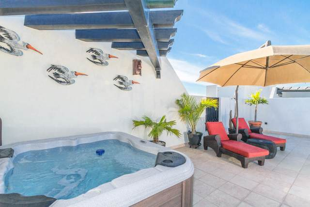 Puerta Cabos Village Sea Breeze Penthouse 606G, Cabo San Lucas, BS  (MLS #20-927) :: Ronival