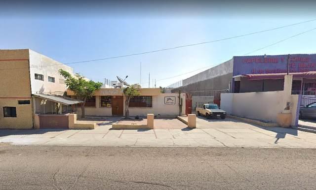 16 De Septiembre #1430, La Paz, BS  (MLS #21-1070) :: Own In Cabo Real Estate