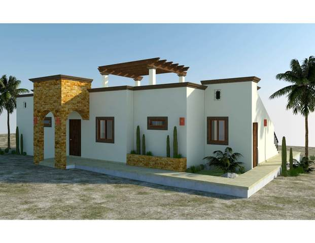 S/N Calle Lomboy, La Paz, BS  (MLS #21-1082) :: Own In Cabo Real Estate