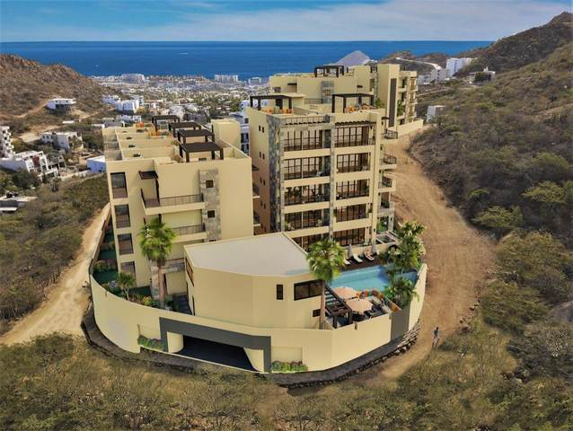 Vista Mare #3401, Cabo San Lucas, BS  (MLS #21-1247) :: Own In Cabo Real Estate