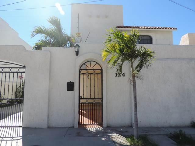 124 San Marino, La Paz, BS  (MLS #21-127) :: Own In Cabo Real Estate