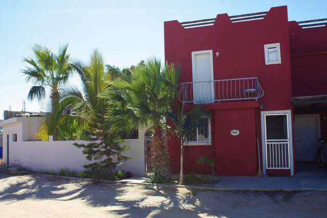 6-B Jacaranadas, Cabo San Lucas, BS  (MLS #21-14) :: Coldwell Banker Riveras