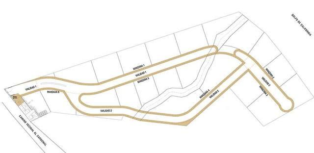 Camino Las Barriles-Cardonal, East Cape, BS  (MLS #21-1410) :: Coldwell Banker Riveras