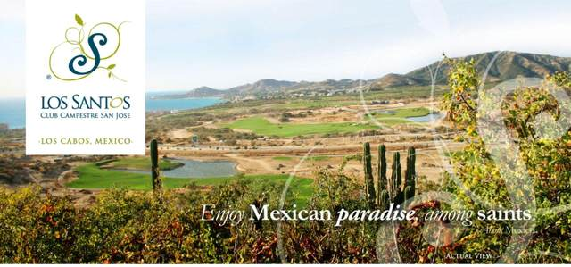 Club Campestre San Jose, San Jose del Cabo, BS  (MLS #21-1476) :: Own In Cabo Real Estate