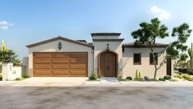 Lot #19 Rancho San Lucas, Pacific, BS  (MLS #21-1501) :: Coldwell Banker Riveras