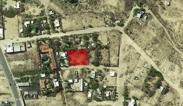 Calle Sin Nombre, La Paz, BS  (MLS #21-1513) :: Own In Cabo Real Estate