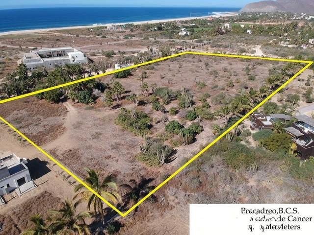 El Pescadero Bcs, Pacific, BS  (MLS #21-159) :: Coldwell Banker Riveras