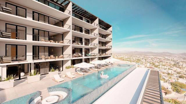 Callejon De Las Pilas #502, Cabo San Lucas, BS  (MLS #21-1745) :: Own In Cabo Real Estate