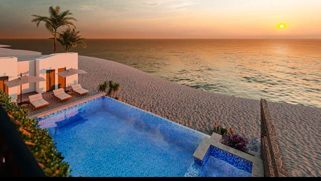 The Wave Residences #201, Pacific, MX  (MLS #21-1866) :: Own In Cabo Real Estate