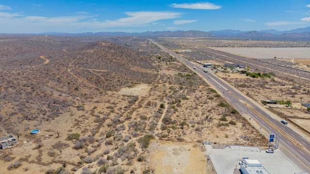 Highway Todos Santos-La Paz, Pacific, MX  (MLS #21-1941) :: Own In Cabo Real Estate