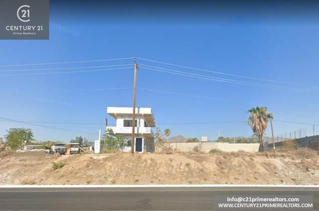 Roberto Palacio Magro, San Jose del Cabo, BS  (MLS #21-201) :: Own In Cabo Real Estate