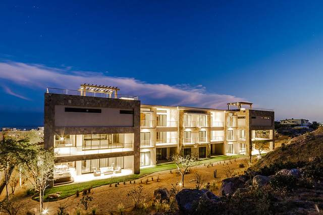Tramonti New 2 Bed, 2.5 Bath Penthouse B-402, Cabo Corridor, MX  (MLS #21-2208) :: Own In Cabo Real Estate
