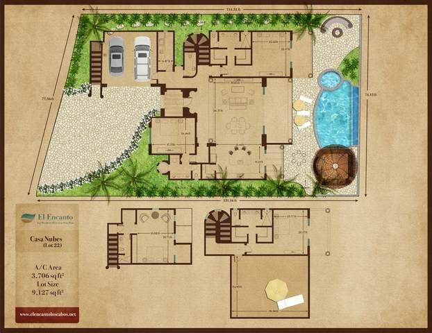 22 Via Cresta Del Mar, San Jose del Cabo, MX  (MLS #21-2287) :: Own In Cabo Real Estate