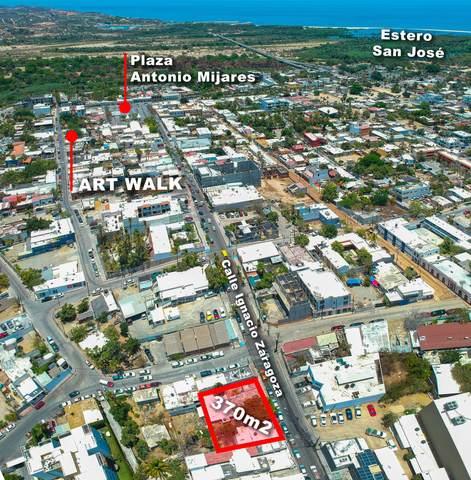 Zaragora/Centro San Jose, San Jose del Cabo, MX  (MLS #21-2374) :: Ronival