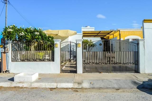 309 Antonio F. Delgado, La Paz, MX  (MLS #21-2454) :: Own In Cabo Real Estate
