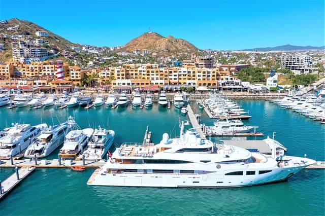 Paseo De La Marina D26, Cabo San Lucas, BS  (MLS #21-246) :: Own In Cabo Real Estate
