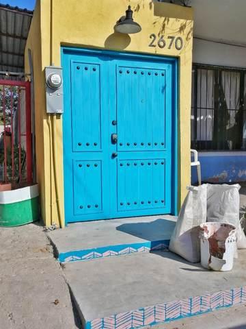 2670 Belisario Dominguez, La Paz, MX  (MLS #21-2540) :: Own In Cabo Real Estate