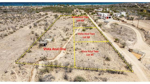 Vista Azul Two (Lot #4), East Cape, MX  (MLS #21-2555) :: Own In Cabo Real Estate