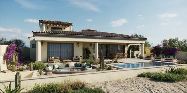 65 The Villas Rsl House 65, Pacific, MX  (MLS #21-2576) :: Own In Cabo Real Estate