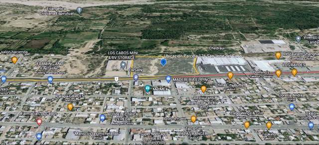 S/N Carr. Transpeninsular, San Jose del Cabo, MX  (MLS #21-2647) :: Own In Cabo Real Estate