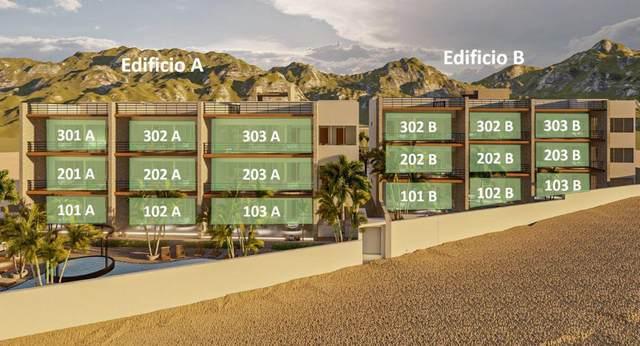 Veranda #103, Cabo Corridor, MX  (MLS #21-2655) :: Ronival