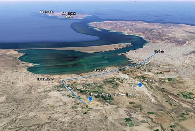 S/N El Zacatal, La Paz, BS  (MLS #21-273) :: Own In Cabo Real Estate