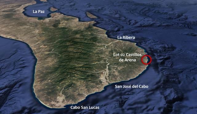 Lot 02 Castillo De Arena, East Cape, MX  (MLS #21-2766) :: Own In Cabo Real Estate