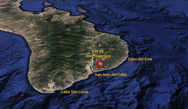 Campestre Don Francisco, San Jose del Cabo, MX  (MLS #21-2768) :: Own In Cabo Real Estate