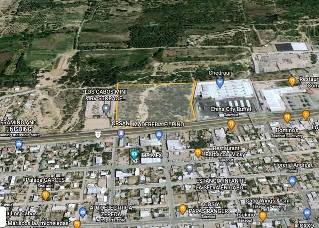 S/N Carr. Transpeninsular Km. 3, San Jose del Cabo, BS  (MLS #21-292) :: Coldwell Banker Riveras