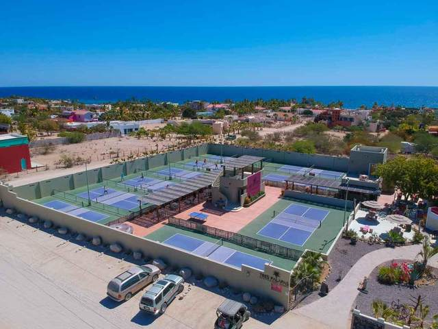 Tres Palapas Pickleball Courts, East Cape, MX  (MLS #21-3137) :: Own In Cabo Real Estate
