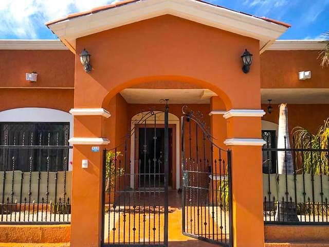 915 Guillermo Prieto Y Legaspy, La Paz, MX  (MLS #21-3170) :: Own In Cabo Real Estate